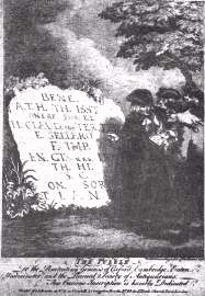 The Mysterious Headstone